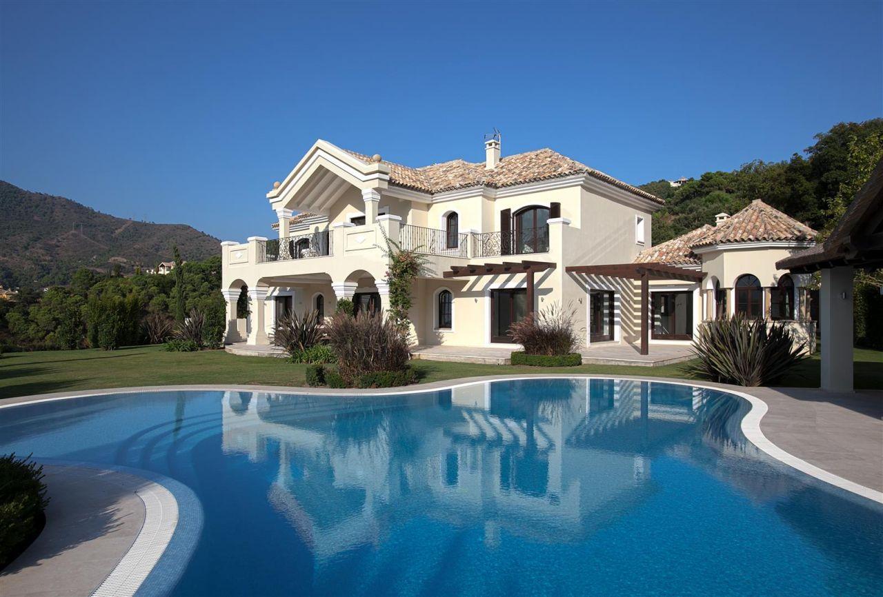 Benahavis villa en venta