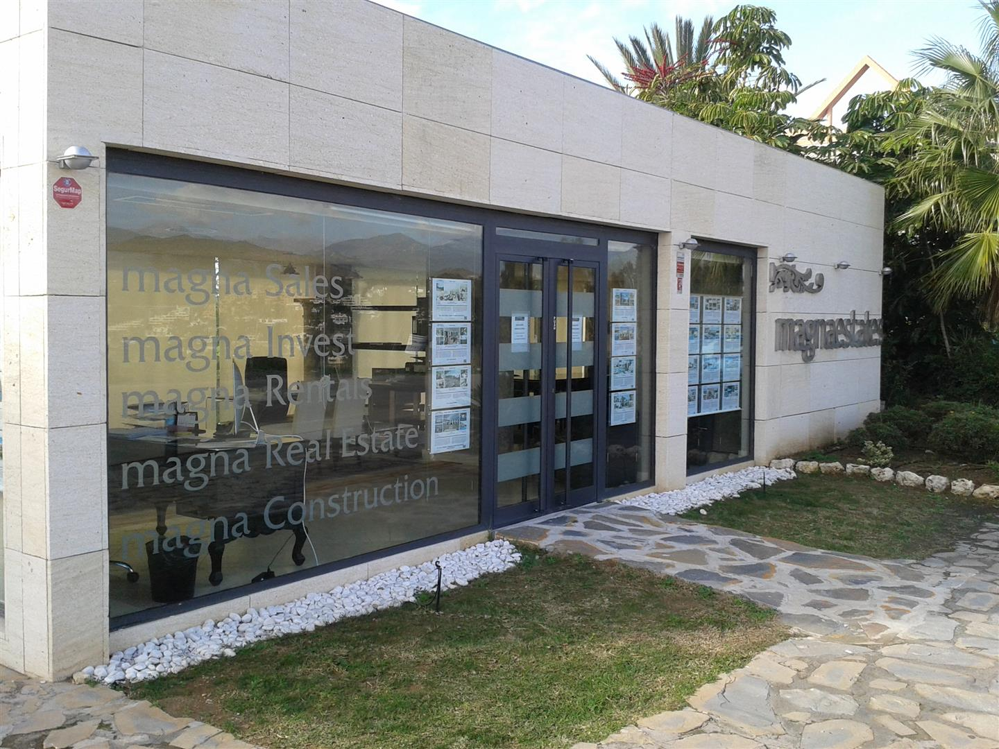 Magna Estates Sales Office