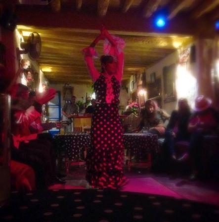 Marbella tourism, flamenco