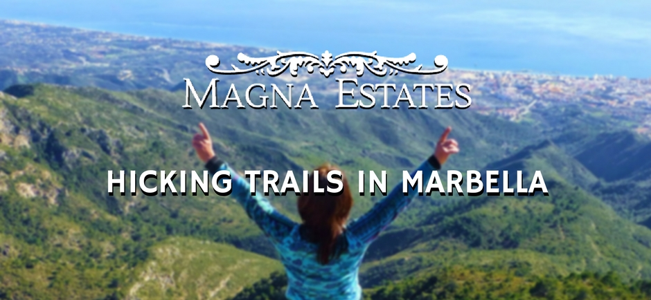 HICKING TRAILS IN MARBELLA
