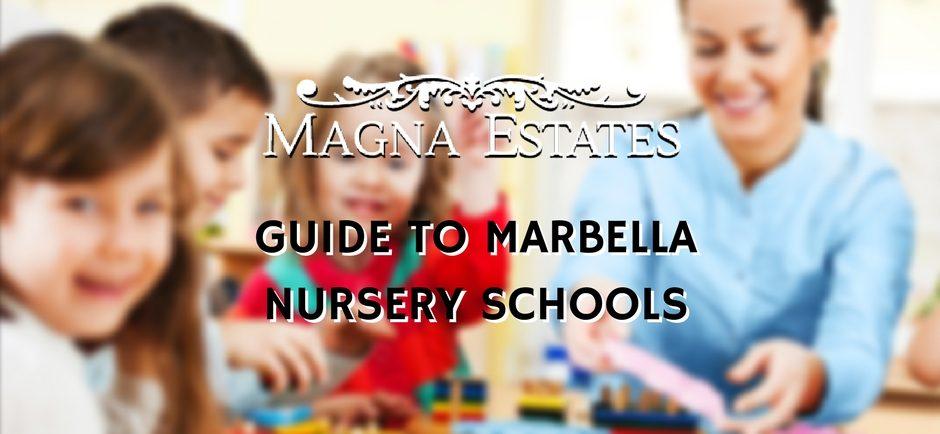 Guide to Marbella nursery schools