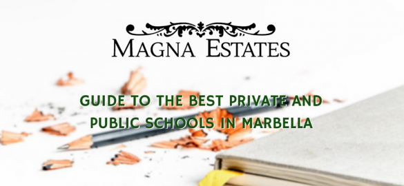 Guide to the best private and public schools in Marbella