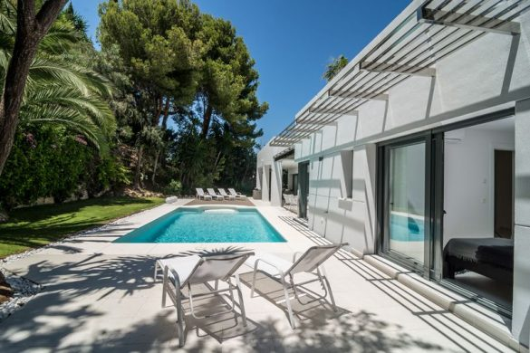 Villas en Nueva Andalucia