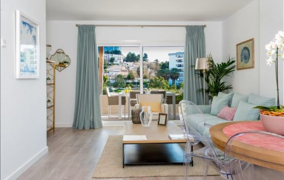 Apartamentos en Nueva Andalucia