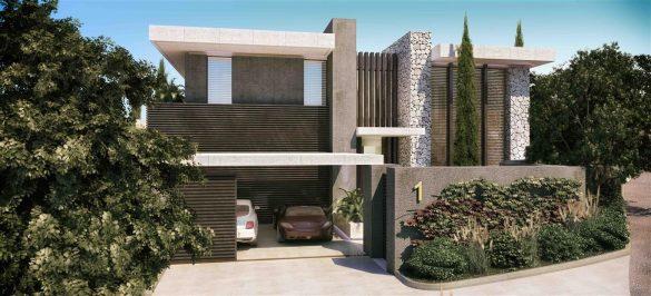 Villas en Benahavis