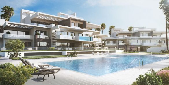 Apartments in Marbella Golden Mile