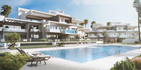 Apartamentos en Marbella Golden Mile