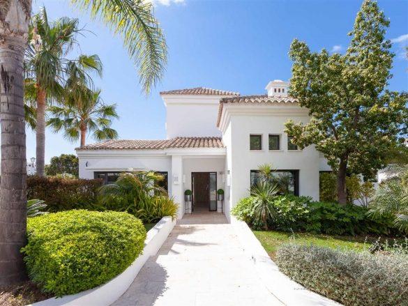 Villas en Marbella Golden Mile