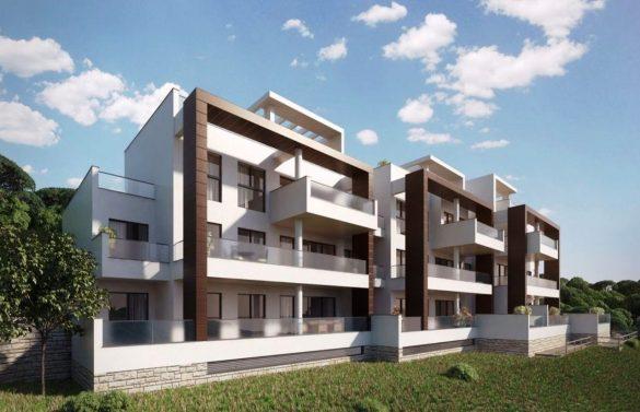Apartments in Benahavis