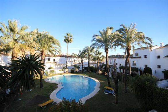 Casas en Nueva Andalucia