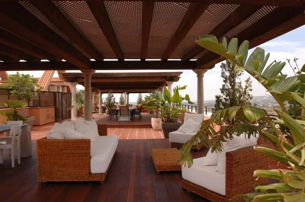 Duplex Penthouse for sale in Magna Marbella, Nueva Andalucia