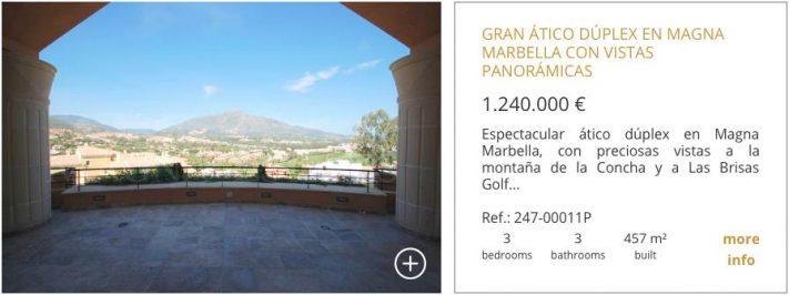 Apartamentos en Magna Marbella 1