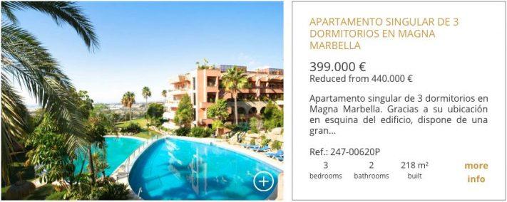 Apartamentos en Magna Marbella 10