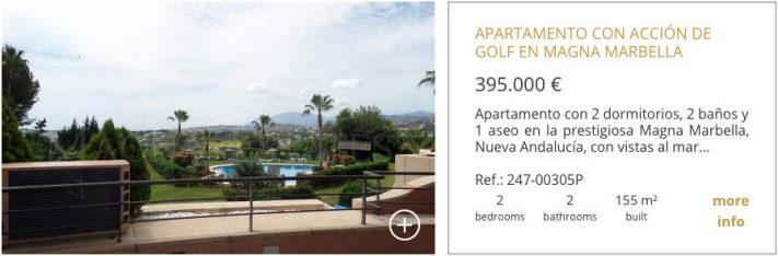 Apartamentos en Magna Marbella 11