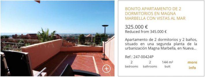 Apartamentos en Magna Marbella 12