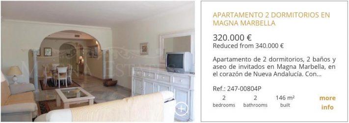 Apartamentos en Magna Marbella 13