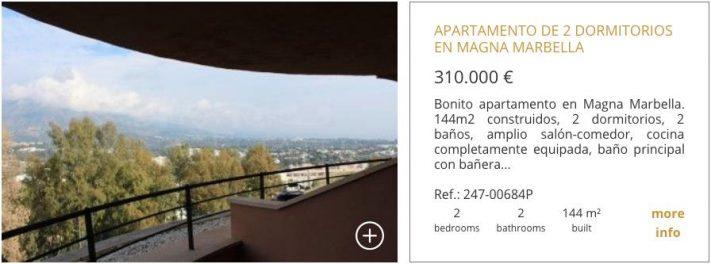 Apartamentos en Magna Marbella 14