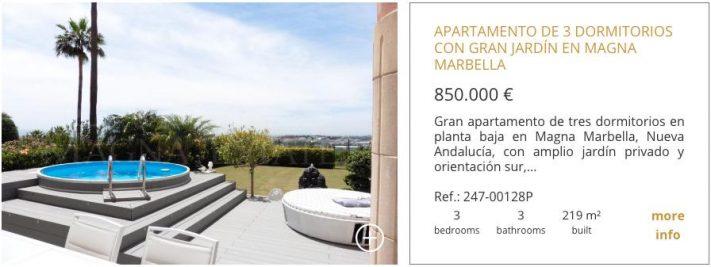 Apartamentos en Magna Marbella 2
