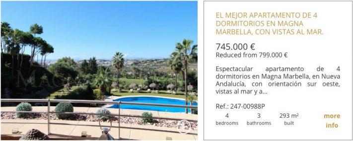 Apartamentos en Magna Marbella 3