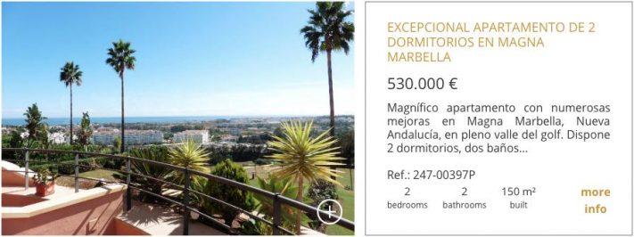 Apartamentos en Magna Marbella 4