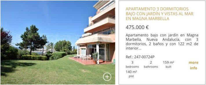Apartamentos en Magna Marbella 6