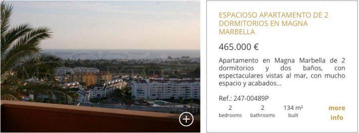 Apartamentos en Magna Marbella 7