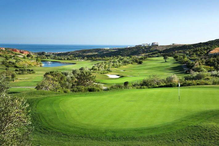 Jugar al Golf en España - Club de Golf Finca Cortesin