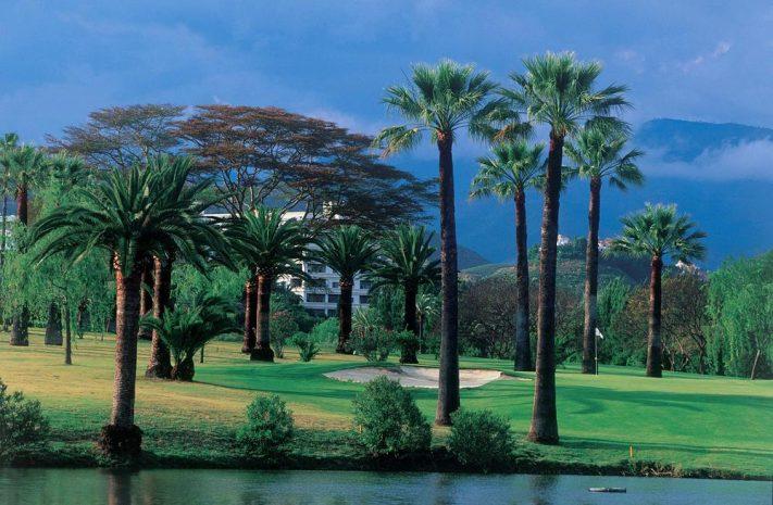 Jugar al Golf en España - Real Club Las Brisas
