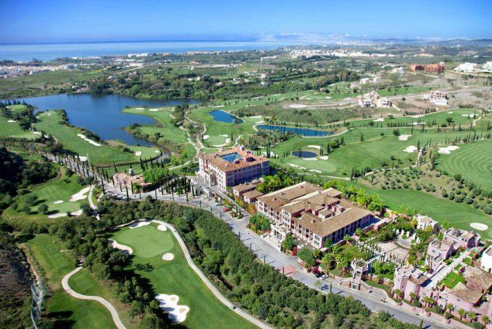 Jugar al Golf en España - Villa Padierna Golf Club
