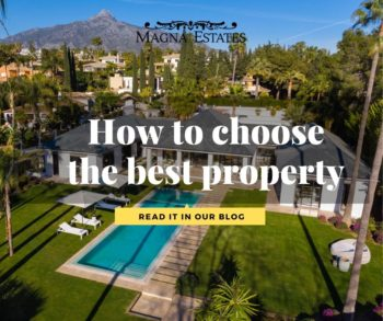 How to choose the best property