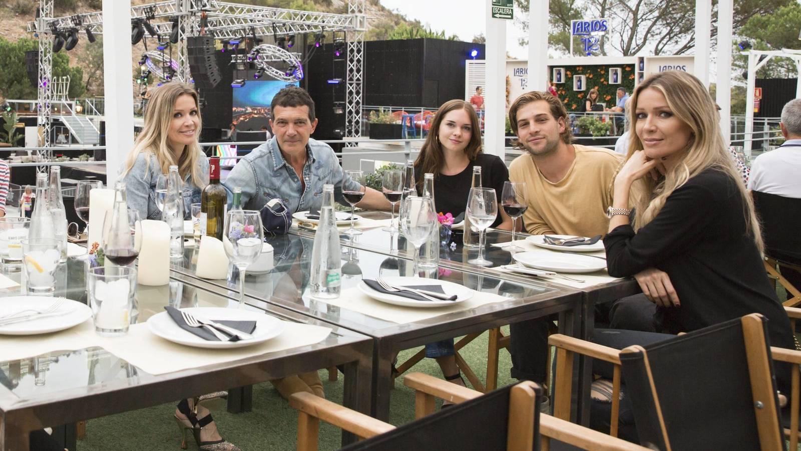Celebrities in Marbella