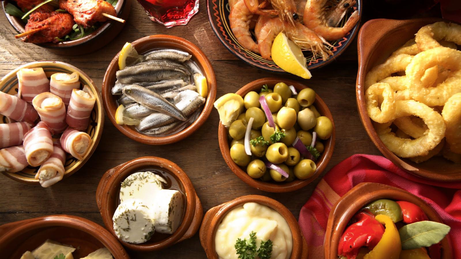 Cuisine in Marbella