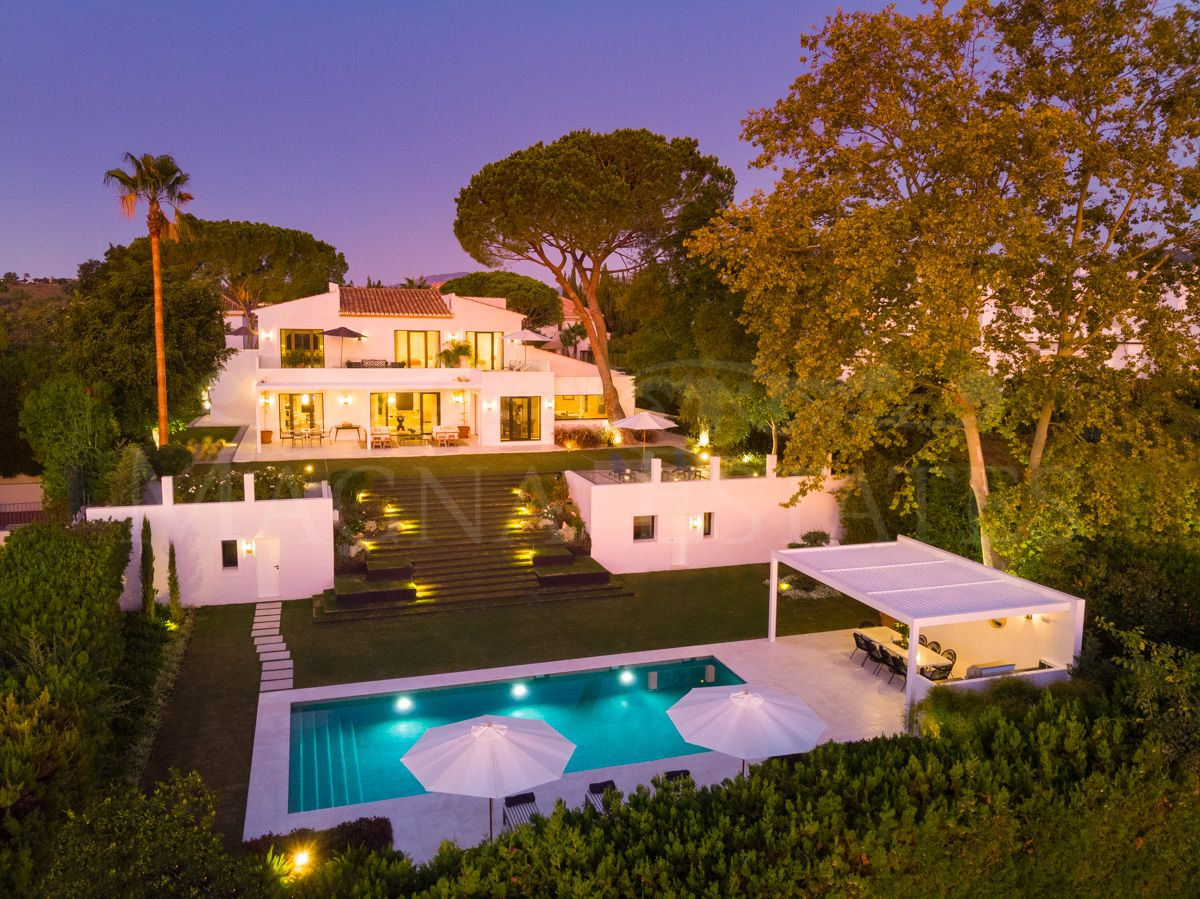 Homes in Marbella