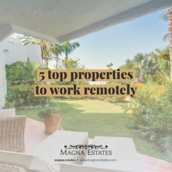 5 Top Properties to Work Remotely