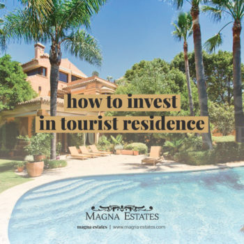 How to Invest in Tourist Residence